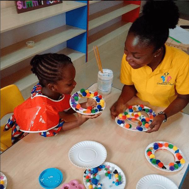 Summer School/Camp Activities across Nigeria