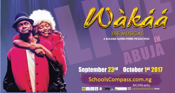 Wakaa! The Musical Live in Abuja