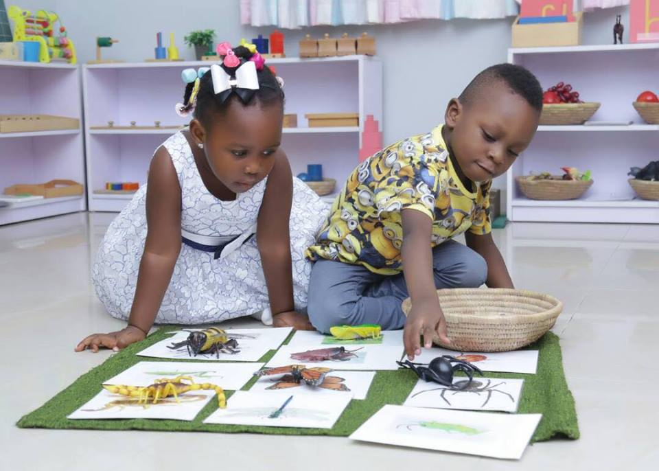 THE IMPORTANCE OF PLAYGROUPS