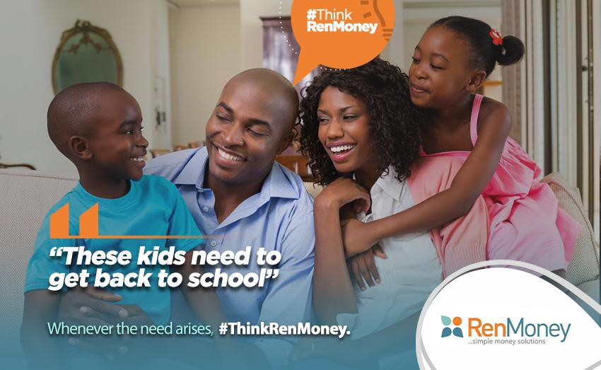 RenMoney Nigeria Makes Back2School Effortless With Affordable Loans