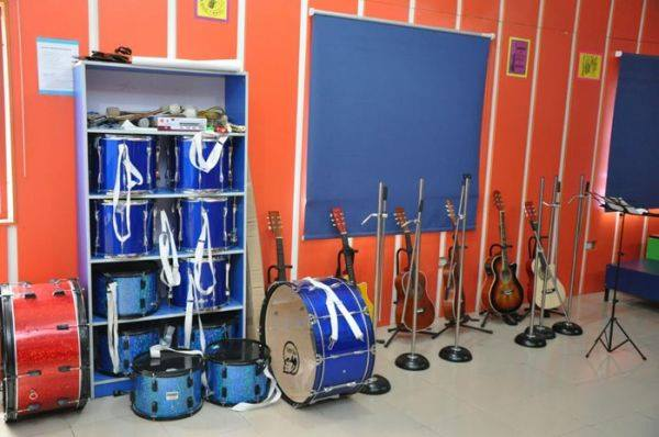 NIGERIAN SCHOOLS FOR THE MUSICALLY TALENTED