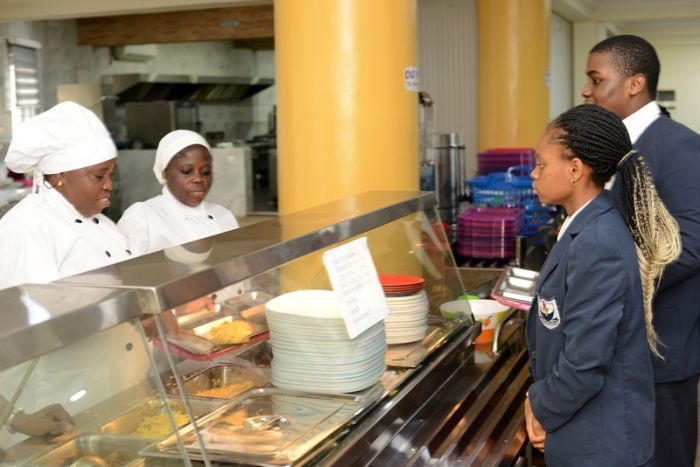 Why You Should Care About The Dining Hall of Your Child's School