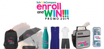 SchoolsCompass Enroll and Win Promo 2019