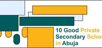 10 Good Private Secondary Schools in Abuja