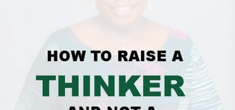 How to Raise A Thinker and Not A Marlian
