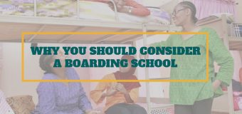 Why You Should Consider A  Boarding School