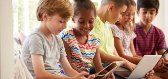 Kids Use Screen Time For Good