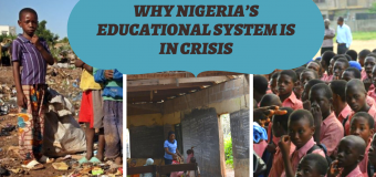 Why Nigeria's Educational System is in crisis