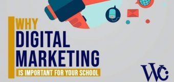 The Benefit of Digital Marketing for your School