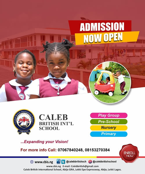 Caleb British International School