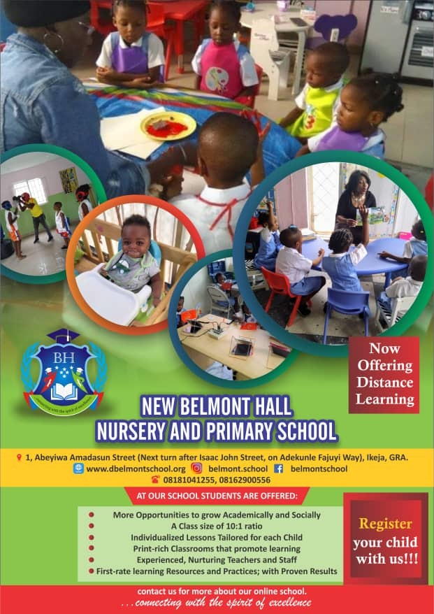 New Belmont Hall Nursery Primary School