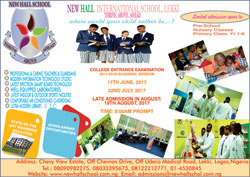 New Hall School Summer II