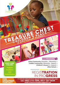 Treasure Chest Children's Place