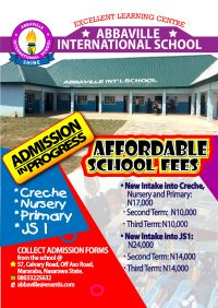 abbaville-international-school,-aso-mararabaschools in Mararaba in Lafia