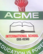 Acme International School Schools in ODE-REMO in Remo