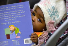 How to help your child love reading