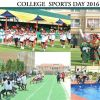 Meadow Hall College Sports Day 2016