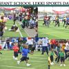 Infant School Lekki Sports Day 2016